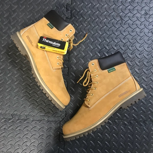14b0a3e1c37 Gander Mountain Classic Waterproof Work Boots NWT